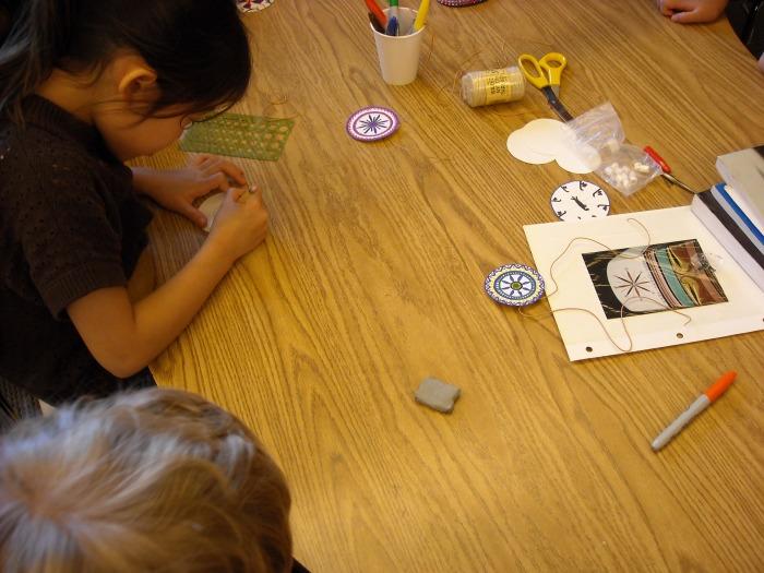 Unangan designs were used to create pendants.