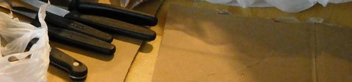 Sharp knives...an absolute necessity!