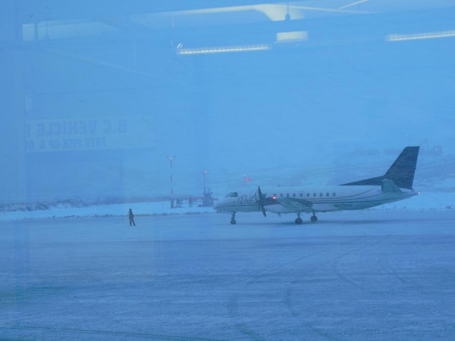 Aleutian flying weather.